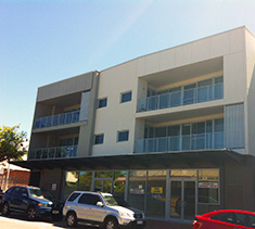 East Victoria Park <hr /></noscript> Caretaking - residential/commercial, 3-storey building with 16 residential units, car park, foyer, elevator, stairwells, waste management.